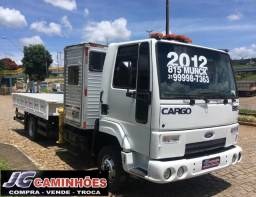 Ford cargo ano 2012 munck top