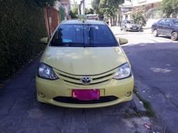 Taxi + autonomia antiga
