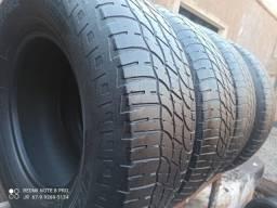Título do anúncio: Pneu 265/70r16 Michelin (Jogo Barato)