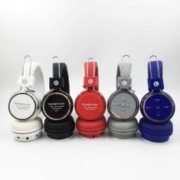 Fone De Ouvido Sem Fio Bluetooth Micro Sd Usb Universal B05