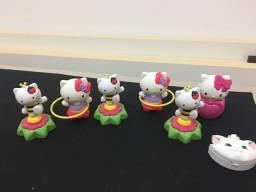 Kit de brinquedos da Hello Kittie