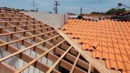 Título do anúncio: Telhado colonial construção pela Construtora
