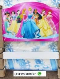 Título do anúncio: Cama Infantil As Princesas Disney Entrego