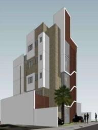 Cobertura à venda com 2 dormitórios em Anchieta, Belo horizonte cod:19909