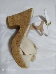 Sandália laço