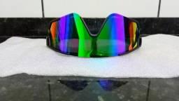 Título do anúncio: oculos ciclismo com 3 lentes