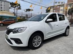 Título do anúncio: Renault SANDERO ZEN 1.0 MANUAL