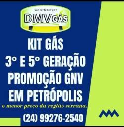 Título do anúncio: Kit Gás GNV Petrópolis