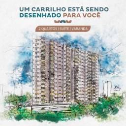 Título do anúncio: Pátio Madalena - 2Qts(1St)/49m² Construtora Carrilho A partir de 278Mil