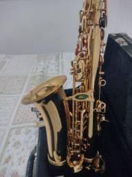 Sax alto em mi bemol Weril original de fábrica