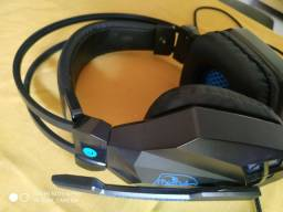Título do anúncio: Fone headset novo na caixa