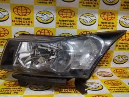 Farol Chevrolet Cruze 2011 a 2016 original  Lado esquerdo