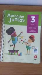 Livro Aprender Juntos Ciências 3 ano