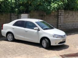 Etios sedan XLS TOP