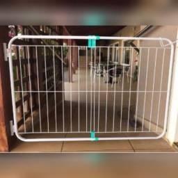 Portão extensivo 74 cm até 115 cm