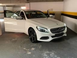 Título do anúncio: Mercedes Benz C 180 ano 2015 apenas 29.500km (fabricação alemã) cor branco