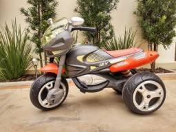 Moto elétrica bandeirantes 6 v