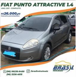 Fiat Punto 1.4 2011