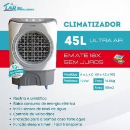 climatizador 45 litros ultra ar