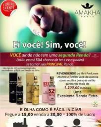 Revenda Perfumes