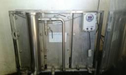 Pasteurizador de leite