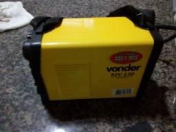 Máquina de solda 220 volts