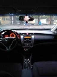 Honda city lx automático - 2010