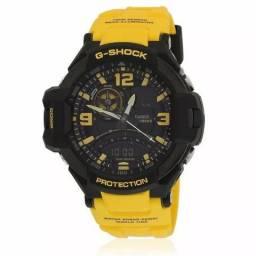 Relógio Casio G-shock Ga-1000-9bdr Gravitymaster Original Zero comprar usado  Rio de Janeiro