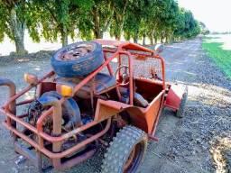Usado, Gaiola Tubular - Motor 1600 Tork comprar usado  Paiçandu
