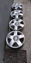 Vendo Roda aro 15 Original Volkswagen