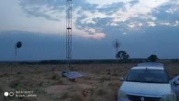 Tem problemas com sinal de celular e internet rural ?