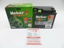 Bateria Heliar HTZ5-L 5Ah(nova)