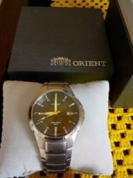 Relógio Orient com nota