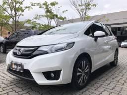 Honda New Fit 1.5 EX Aut. 14/15 (Único Dono) - 2015
