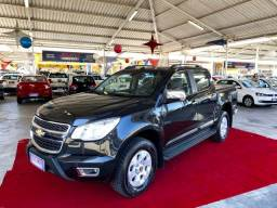 Chevrolet S 10 LTZ 2.8 4x4 Top Impecável 04 Pneus Novos - 2014