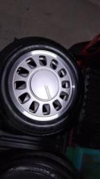 Rodas cubo de gelo VW 14