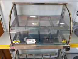 Estufa elétrica para salgados de 8 Bandejas - INOX NOVA