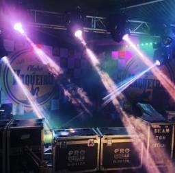 Vendo iluminação para casa de show ou banda