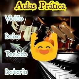 Aulas Particulares De Instrumentos Musicais