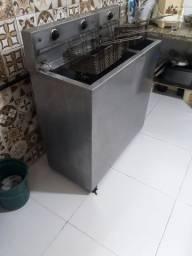 Fritadeira industrial  ital inox