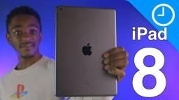 iPad 8 2020  32gb + wi-fi lacrado 1 ano de garantia