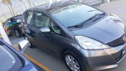 Honda Fit DX 1.4 Cinza 2013 Manual