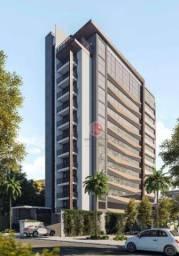 Apartamento com 2 dormitórios à venda, 46 m² por R$ 339.000,00 - Meireles - Fortaleza/CE