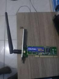 Placa de wifi para computador