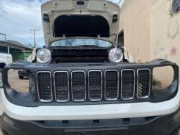 Grade Cromada Jeep Renegade {62} 99137~5778