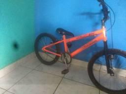 Bike infantil 16 aro semi nova
