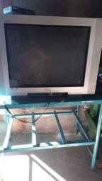 TV fhilco de 29 polegadas com conversor