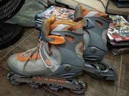 Patins inline oxer magma número 39
