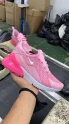 Nike 270 Pink do 36 ao 39 novo zerado aceito cartão entrego