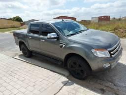 Ford Ranger XLT 3.2 diesel 13/14 Vendo Ou Troco